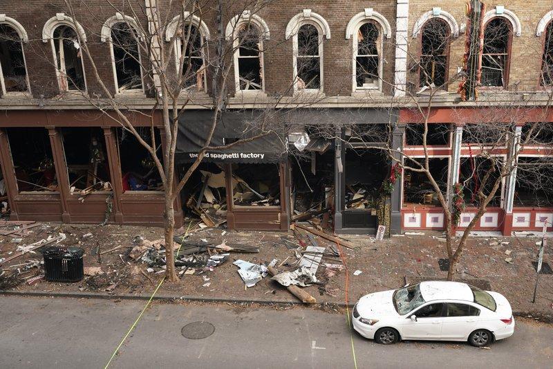 Nashville bombing spotlights vulnerable voice, data networks