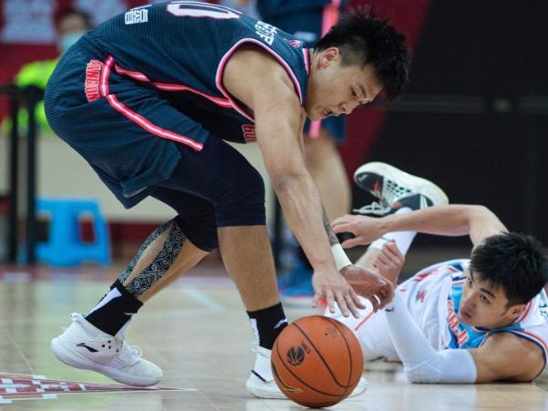 CBA: Xinjiang Flying Tigers vs. Guangdong Southern Tigers