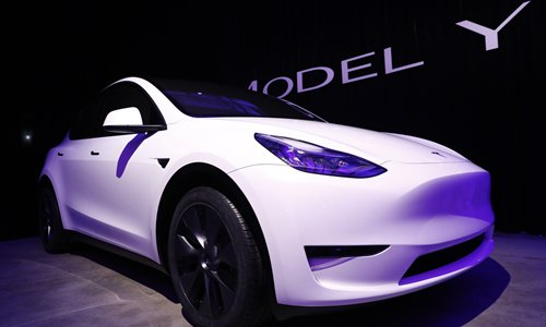 Tesla's new China-made Model Y surprises market with cheaper prices