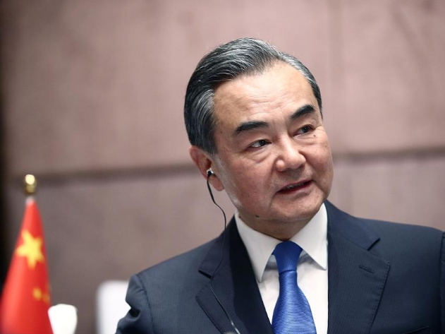 Chinese FM introduces focus of China's diplomacy in 2021