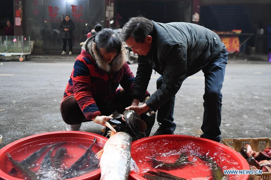 Pic story: fisherman's life changes after fishing ban in Yangtze River