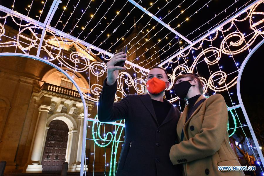 Malta welcomes New Year with subdued celebrations to curb spread of COVID-19