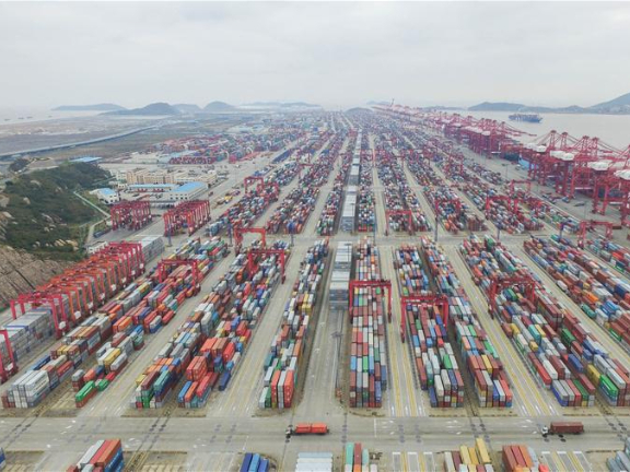 China's cargo throughput posts stable growth in first 11 months of 2020