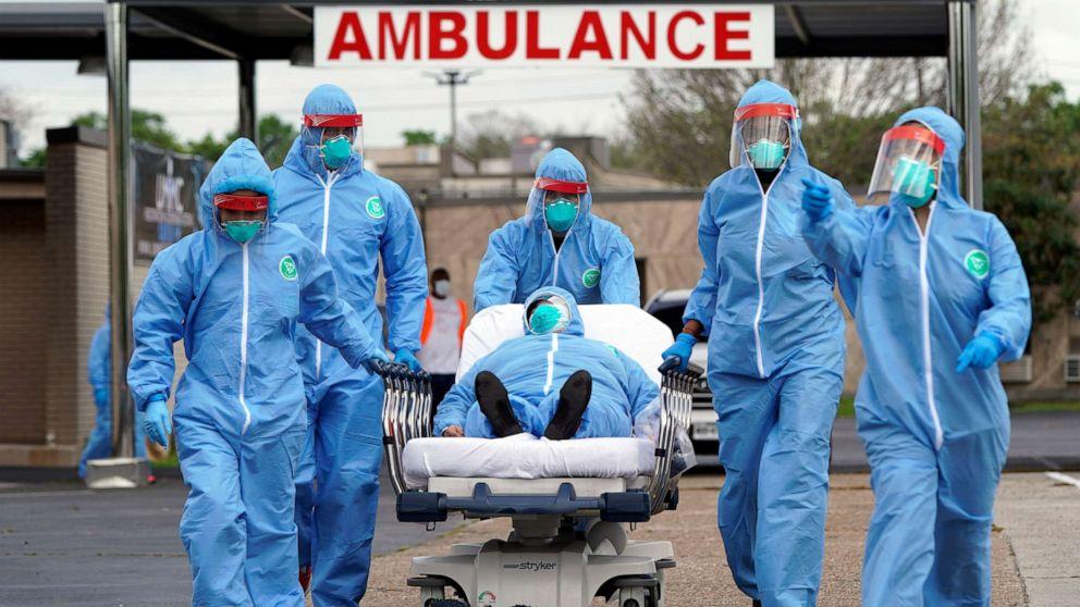 US COVID-19 deaths top 350,000: Johns Hopkins University