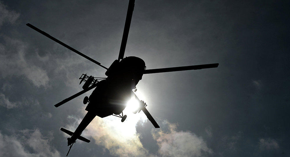 Four killed in Canada helicopter crash