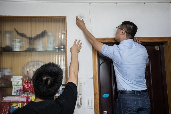 Smart community elderly care in China brings comfort to twilight years