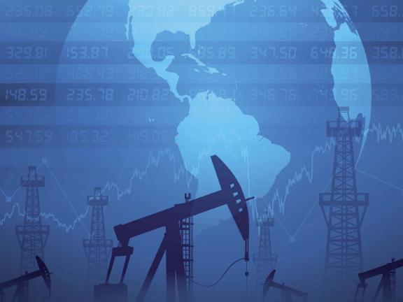 Shanghai crude oil futures close higher