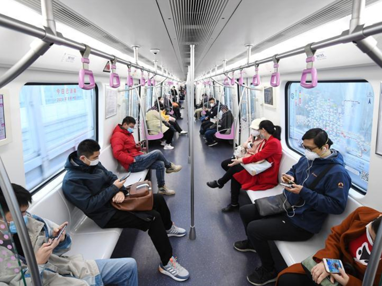 Beijing strengthens anti-epidemic measures for public transport