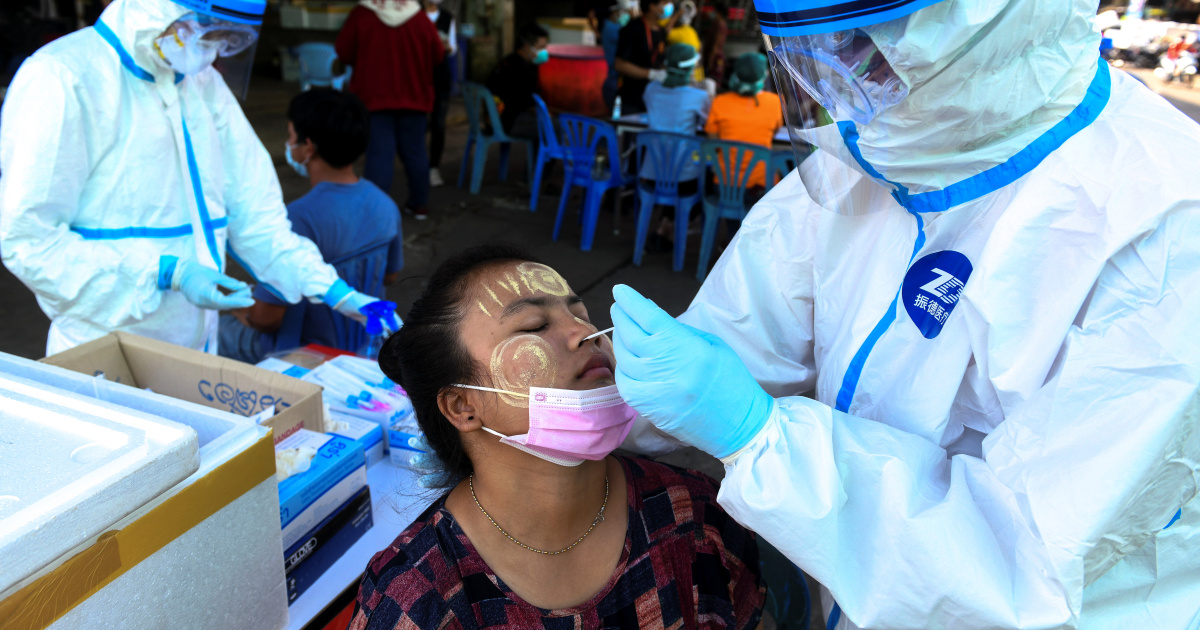 Thailand records highest daily spike in COVID-19 infections
