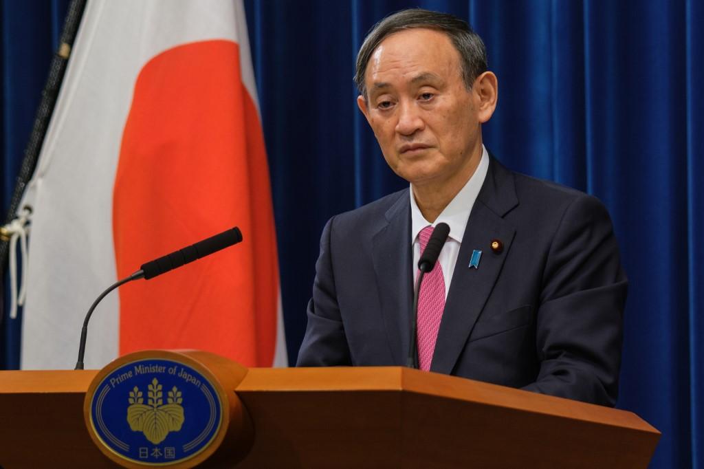 Suga announces consideration of state of emergency for Tokyo area