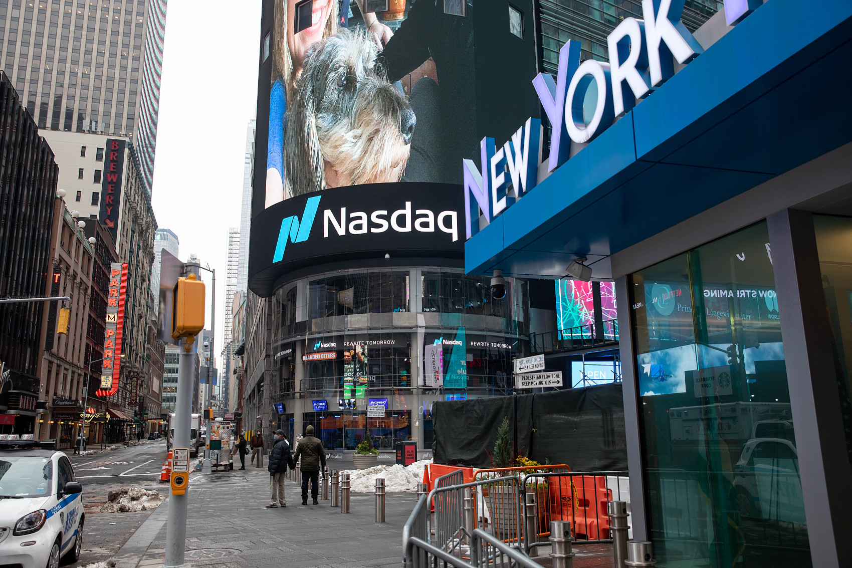 China opposes US politicizing trade issues after NYSE delists Chinese telcos