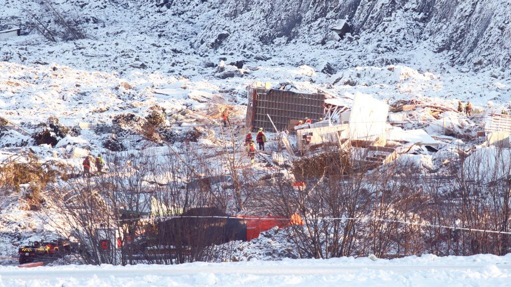 Hope fades in Norway landslide that left 7 dead; 3 missing