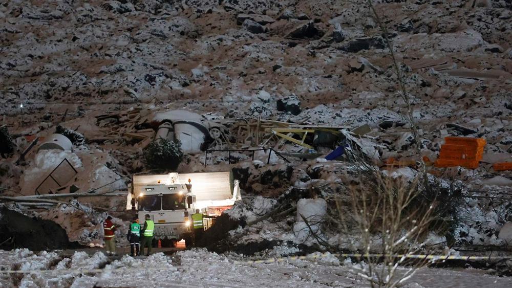 Norway landslide: Seventh body found, three still missing