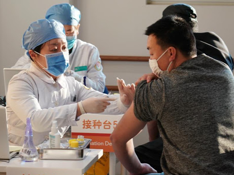 Beijing to complete COVID-19 inoculation for key groups before Spring Festival