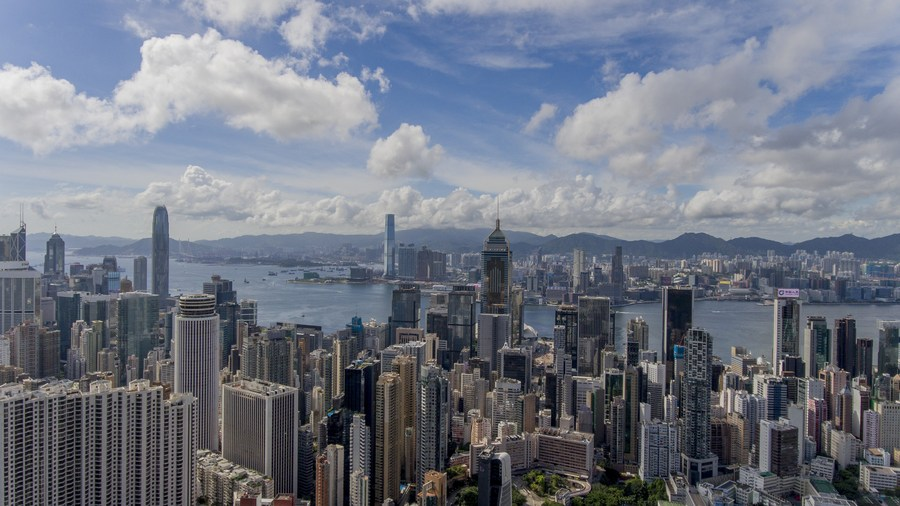 US urged to stop using Hong Kong issue to interfere in China's internal affairs