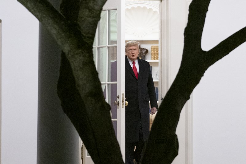 Analysis: With call, Trump shows no limit to his power grab