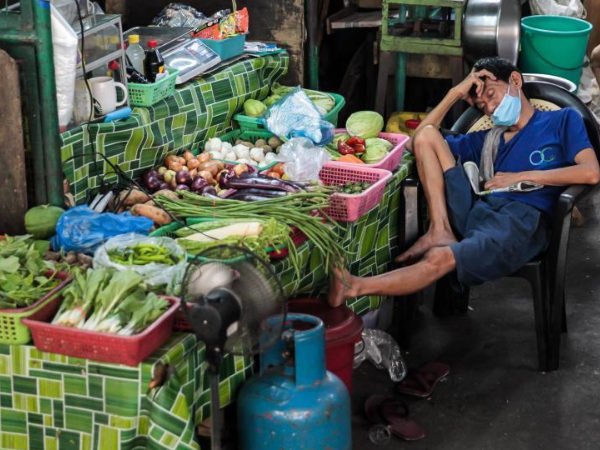 Philippines' inflation picks up to 3.5 pct in December 2020