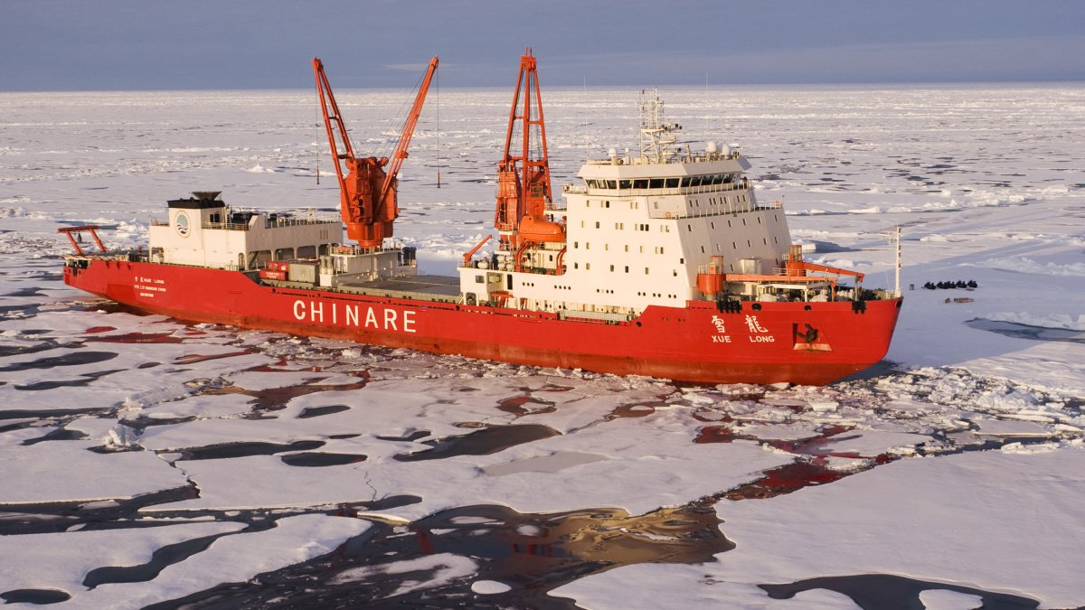 FM rebukes Pompeo's accusation on China's Arctic activities