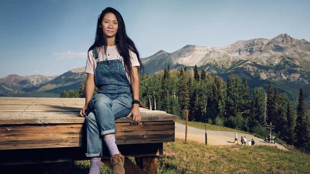 Chinese-born director Chloe Zhao wins Best Director award at North Carolina Film Critics Association Awards
