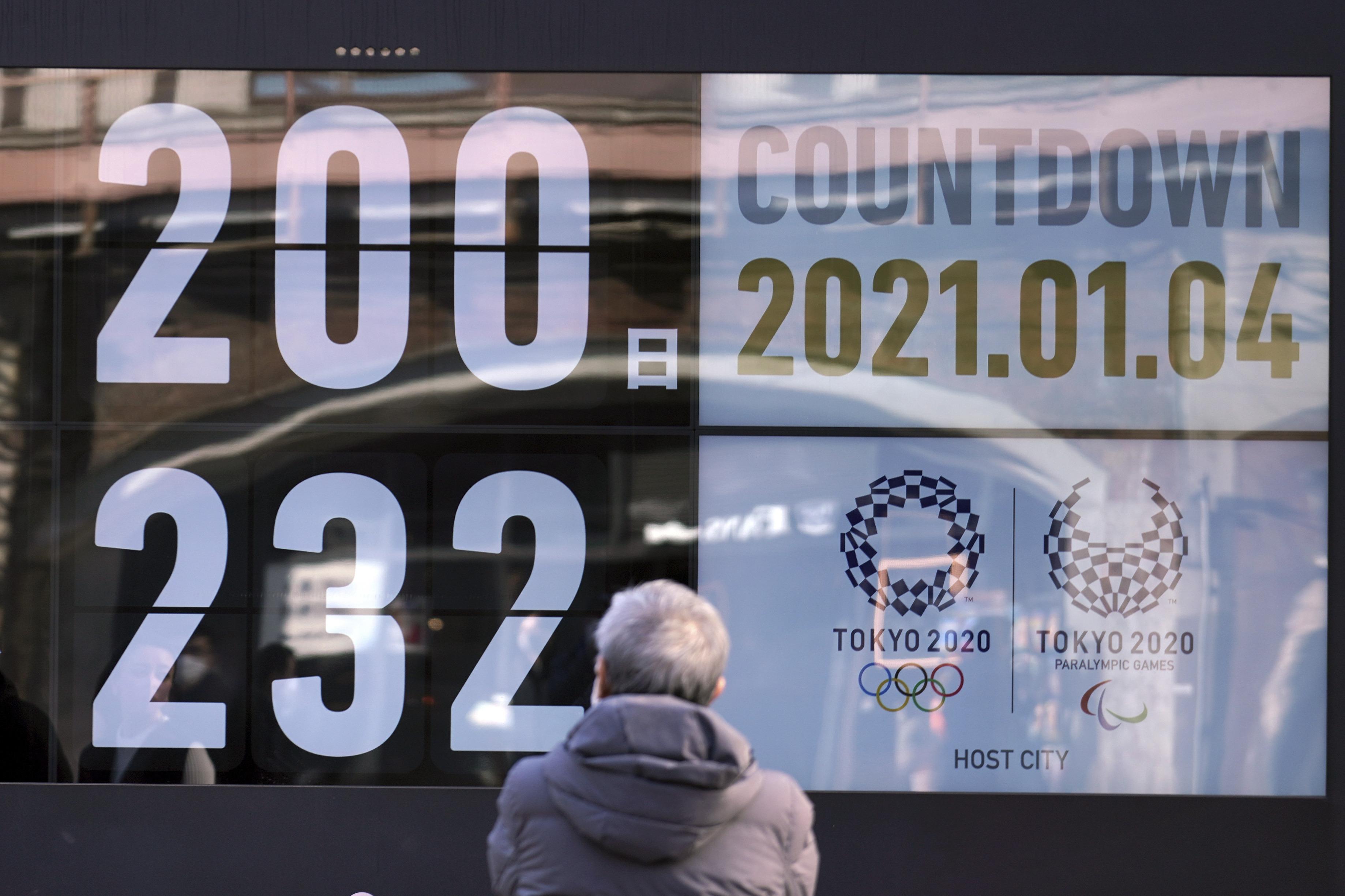 Tick-Tock: Tokyo Olympics hit the 200-days-to-go mark