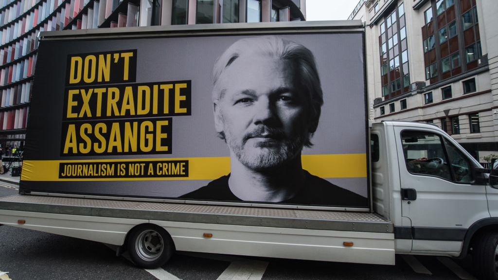 Julian Assange: The right decision for the wrong reason
