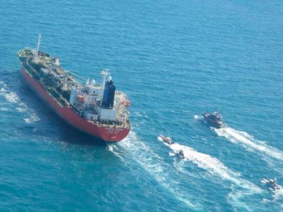 Iran says S. Korea keeps Iranian assets under 'vain pretexts'