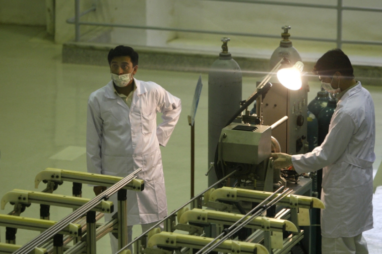 Iran to produce up to 9 kg of 20 pct enriched uranium per month: nuke chief