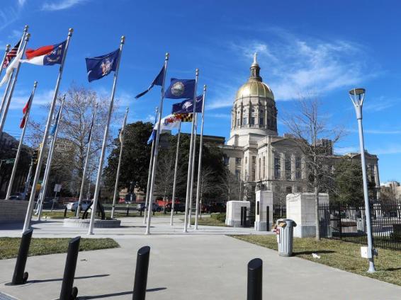Political jitters creep up ahead of Senate runoffs in US state of Georgia