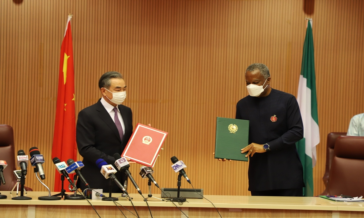 Africa is a stage for international cooperation, not for great power games: Chinese FM Wang Yi