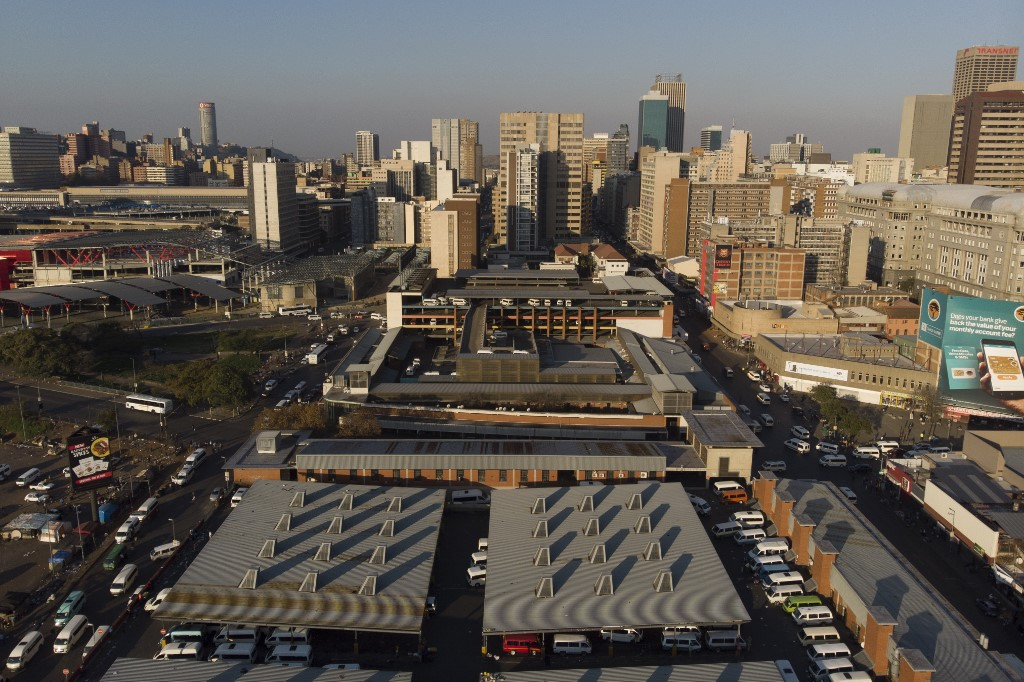 S. African economy to rebound in 2021: World Bank