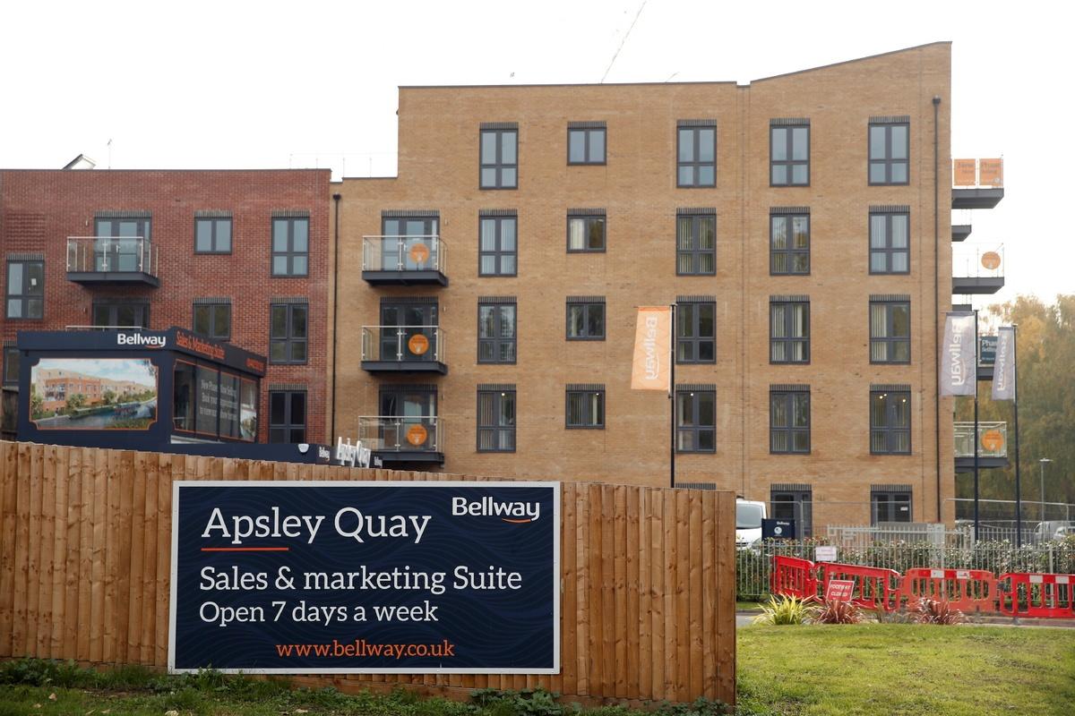 UK property market borrowing bucks the trend despite disastrous pandemic