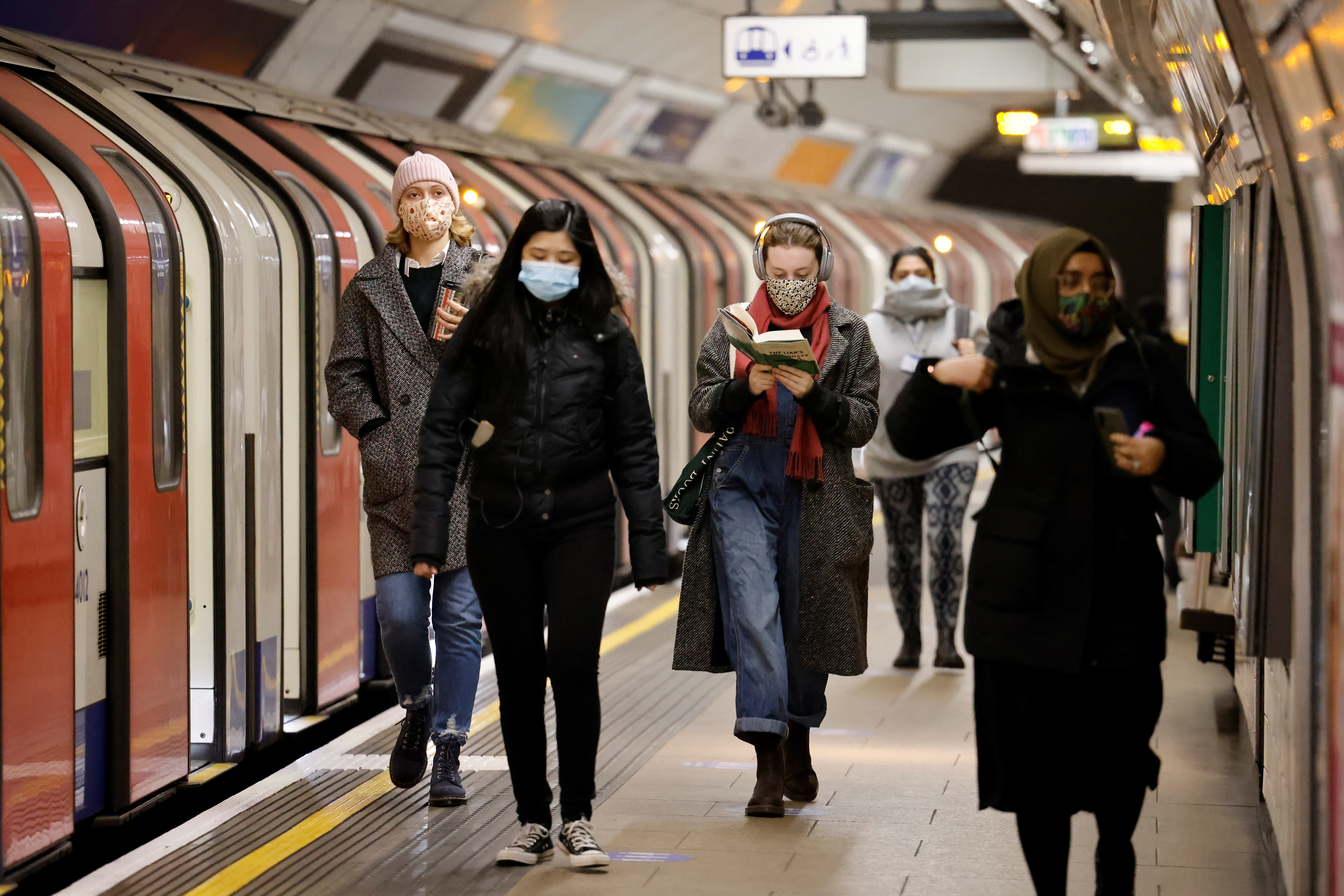 Face masks may positively affect mental wellbeing, new research suggests