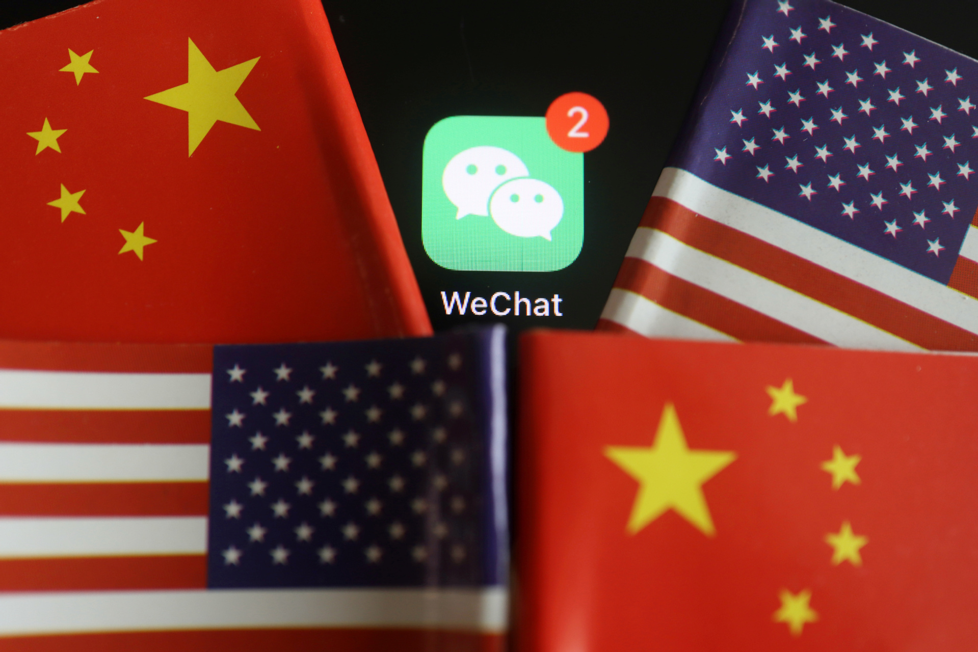 Trump bans 8 Chinese apps, including Alipay, WeChat Pay