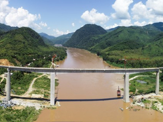 China-Laos railway to boost connectivity, promote businesses: Lao expert