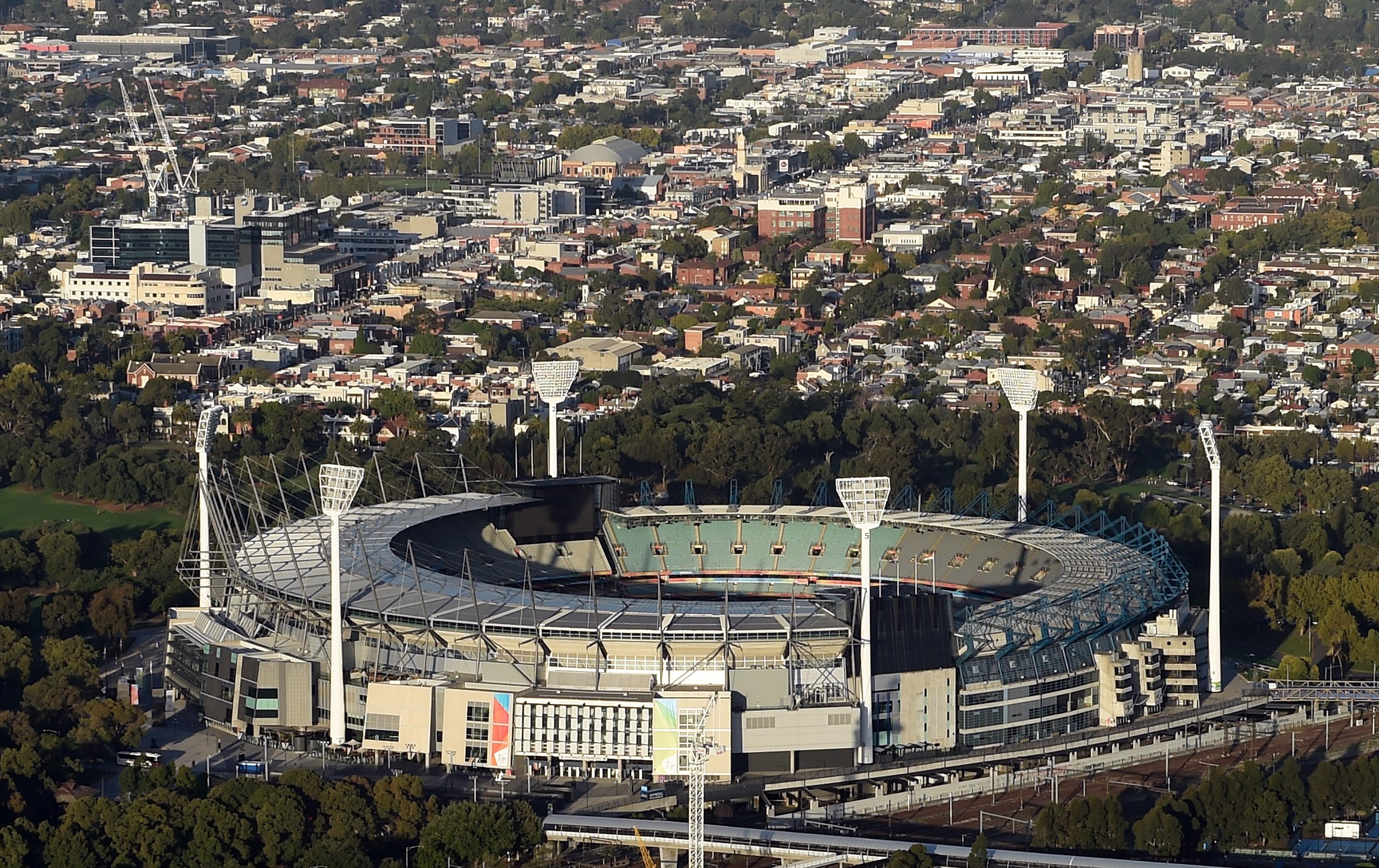 Australia's largest sports stadium identified as potential COVID-19 hotspot