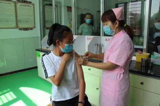 Ordos announces free HPV vaccination program