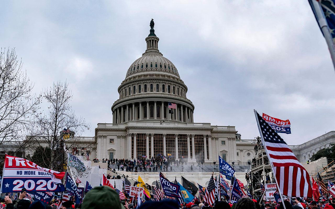 US Congress rejects challenge to Biden's Pennsylvania win