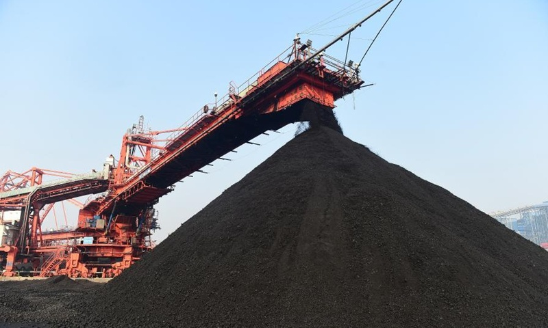 Six new coal projects in Xinjiang 'unrelated to drop in imports from Australia'