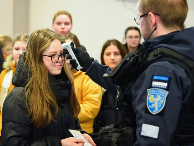 Estonia's daily COVID-19 cases top 1,000 for first time