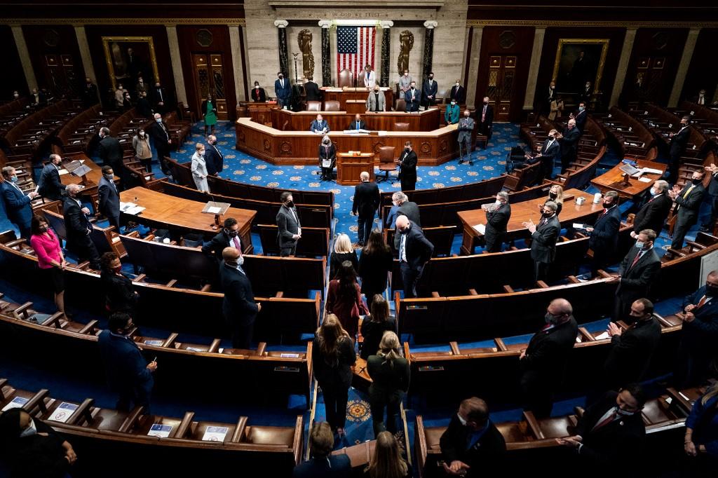 US Congress certifies Biden's election victory