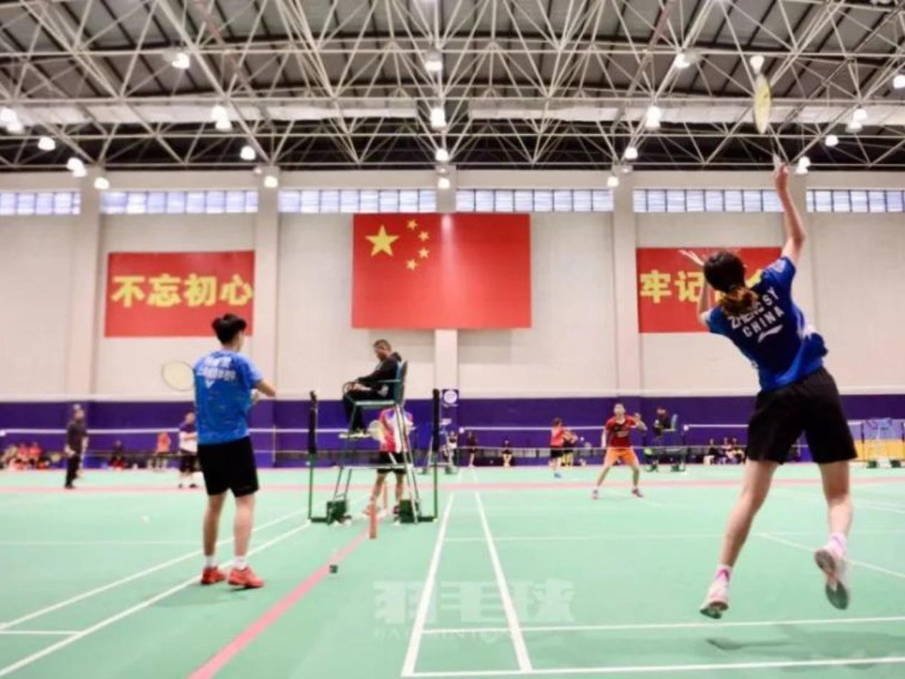 Chinese national teams go all out in training camps ahead of Tokyo Olympics
