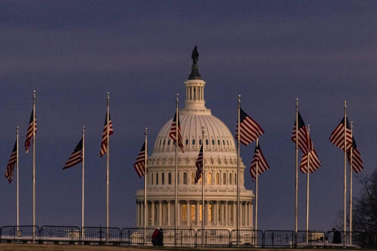 Storming of US Capitol, epilogue or prologue