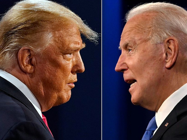 Trump unleashes final 'frenzy' to hamstring Biden