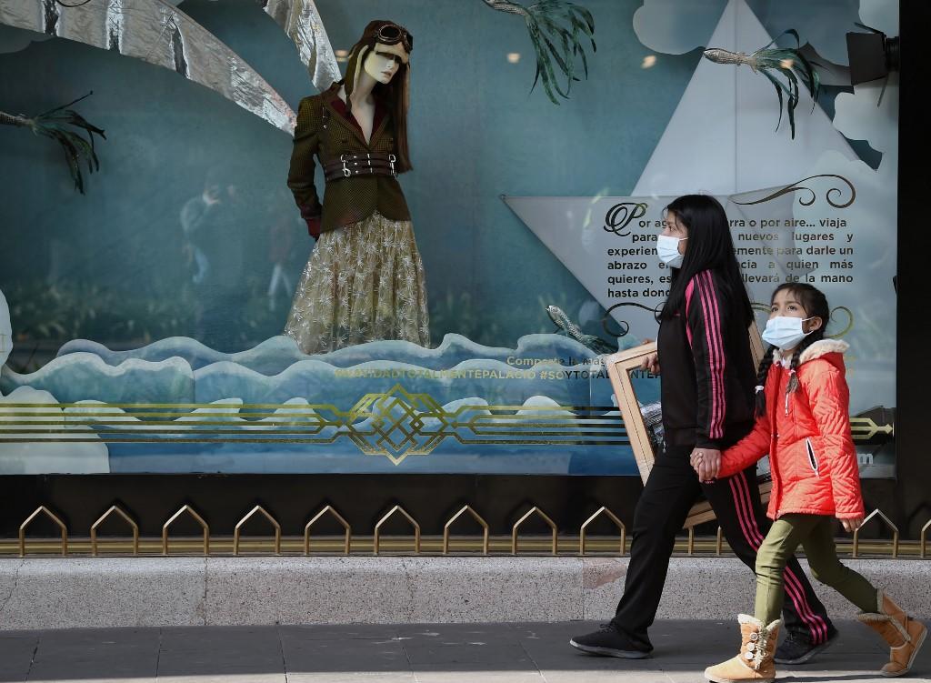 Mexico reports record coronavirus deaths, cases