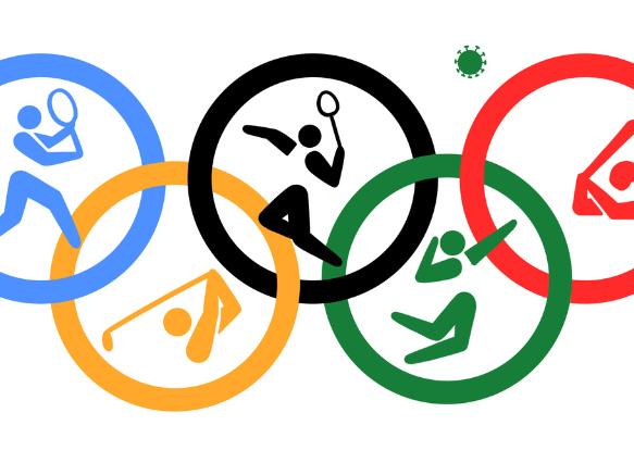Tokyo Olympics a silver lining in pandemic clouds