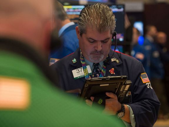 US stocks end mixed amid Georgia runoffs, Capitol protests