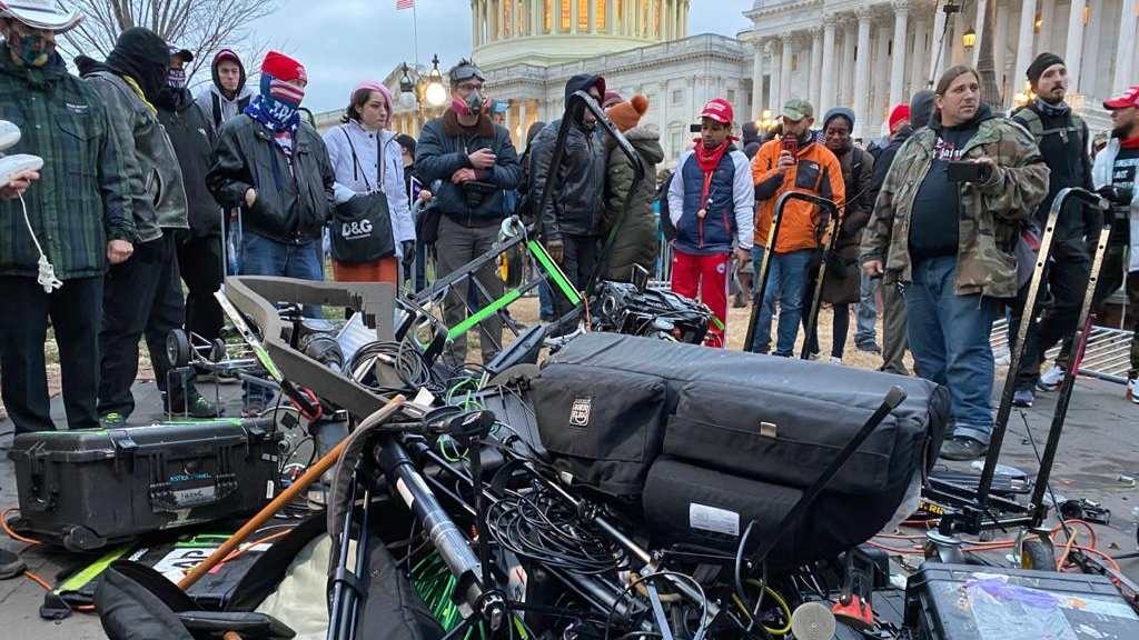 CMG calls on US to protect reporters in Capitol Hill