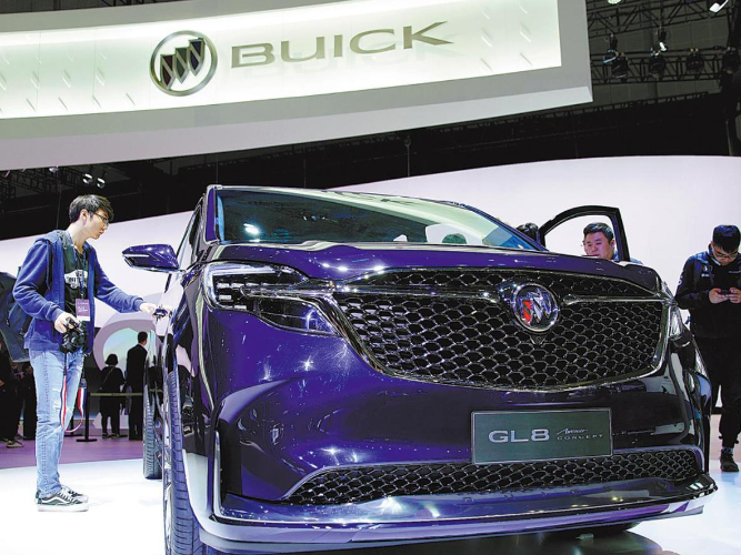 GM delivers 2.9m vehicles in China in 2020