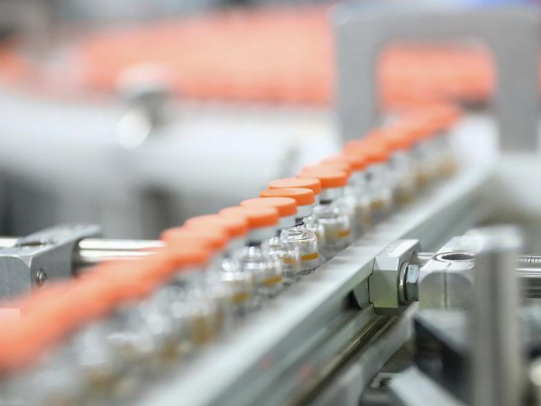 Firms ramp up COVID-19 vaccine production