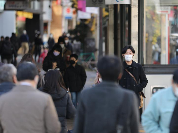 Japan's new COVID-19 cases top 6,000-mark for 1st time amid prolonged resurgence